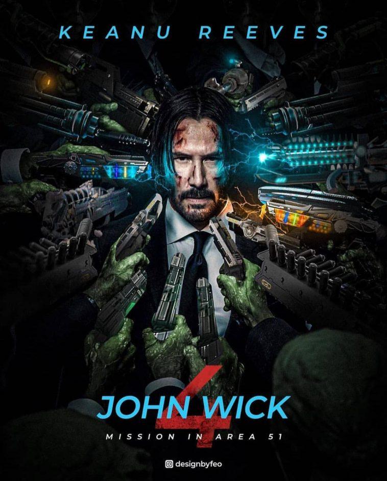 ดูหนังออนไลน์ฟรี John Wick: Chapter 4 (2022)
