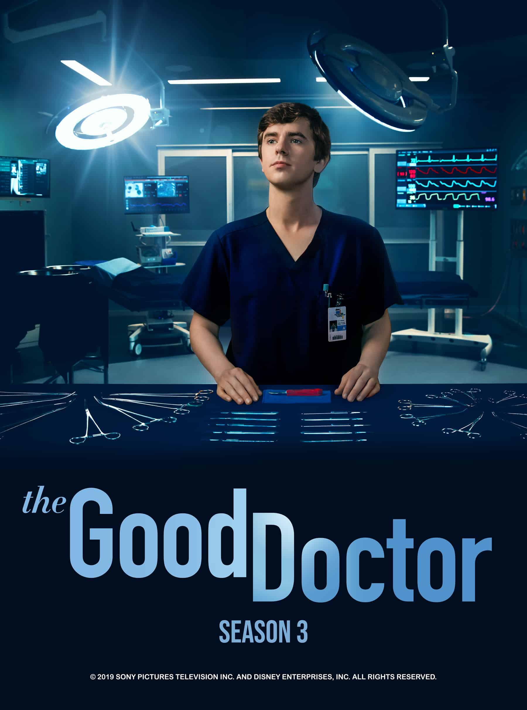 ดูหนังออนไลน์ฟรี The Good Doctor Season 3 (2019) Episode 20 I Love You END เดอะ กู๊ด ด๊อกเตอร์ ซีซั่่น 3 ตอนที่ 20 ตอนจบ